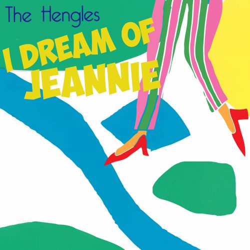 I dream of Jeannie-the Hengles